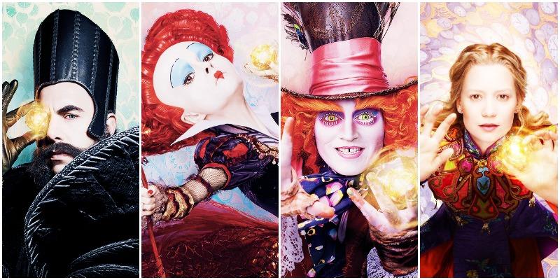 Alice attraverso lo specchio recensione in anteprima - Alice attraverso lo specchio kickass ...